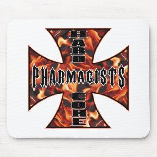 Pharmacist Hard Core Mouse Pad