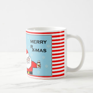 pharmacist holidays coffee mug