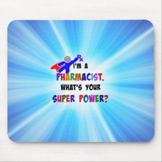Pharmacist Humor Mouse Pad