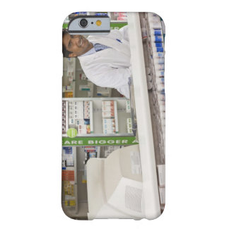 Pharmacist in a pharmacy barely there iPhone 6 case