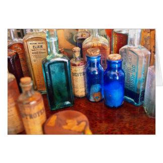 Pharmacist - Medicine Cabinet Cards