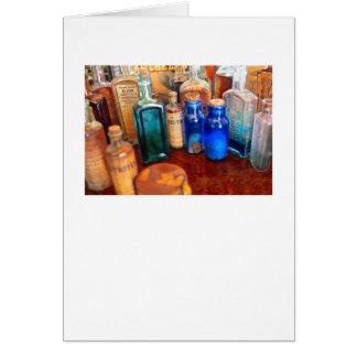 Pharmacist - Medicine Cabinet Greeting Cards