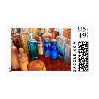 Pharmacist - Medicine Cabinet Postage Stamp
