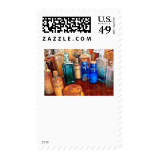 Pharmacist - Medicine Cabinet Stamps