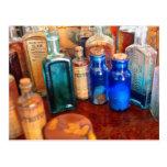 Pharmacist - Medicine Cabinet Postcard