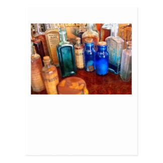 Pharmacist - Medicine Cabinet Post Card