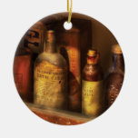 Pharmacist - Mircle Tonics Christmas Ornaments