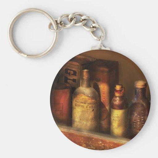 Pharmacist - Mircle Tonics Keychains