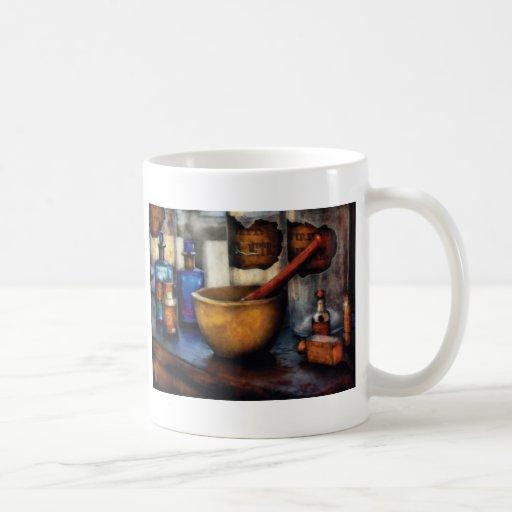 Pharmacist - Mortar and Pestle Classic White Coffee Mug