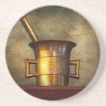 (Pharmacist - Mortarium Beverage Coasters