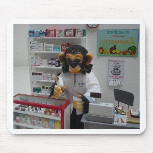 pharmacist mousepads