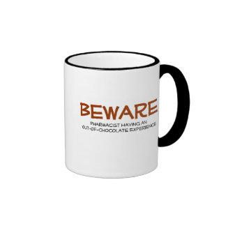 Pharmacist Ringer Coffee Mug
