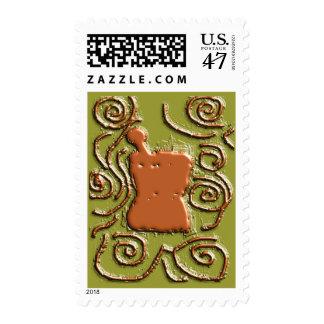 PHARMACIST Pestle & Mortar Design Gifts Postage
