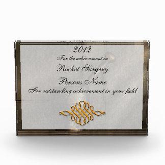 Pharmacist - Pestle - Simpler Times Acrylic Award