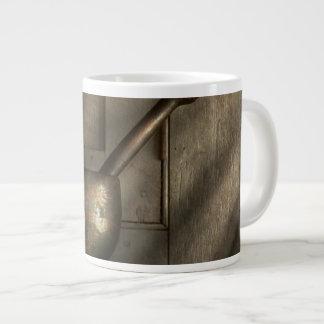Pharmacist - Pestle - Simpler Times Giant Coffee Mug