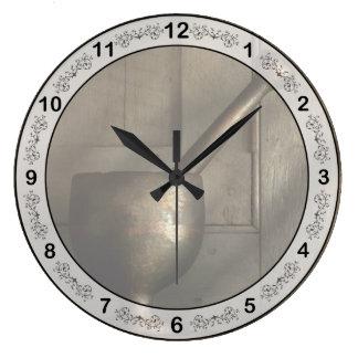 Pharmacist - Pestle - Simpler Times Wallclocks
