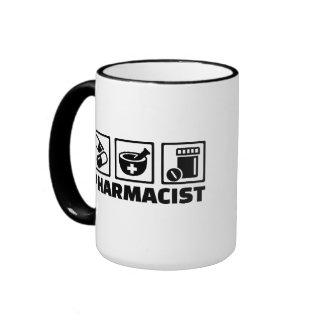 Pharmacist Ringer Mug