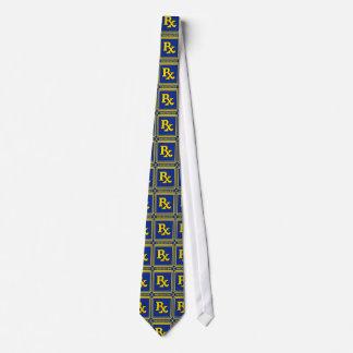 Pharmacist RX Tie