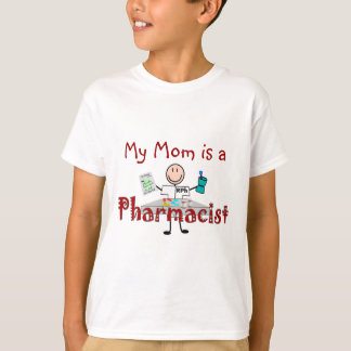 Pharmacist Stick Person--Gifts T-Shirt