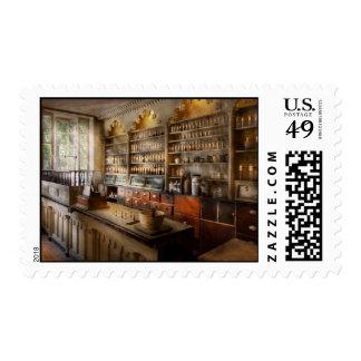 Pharmacist - The dispensatory Stamps