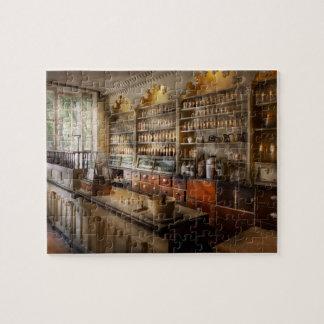Pharmacist - The dispensatory Puzzle