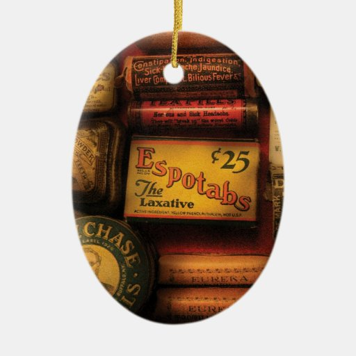 Pharmacist - The Druggist Christmas Ornaments