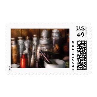 Pharmacist - Tools of the Pharmacist Postage Stamp
