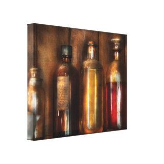 Pharmacist - Various Elixers  Canvas Print