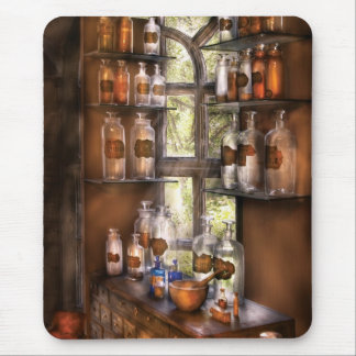 Pharmacist - Various Potions Mouse Pad