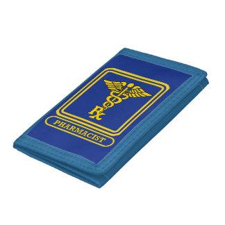 Pharmacist Tri-fold Wallets