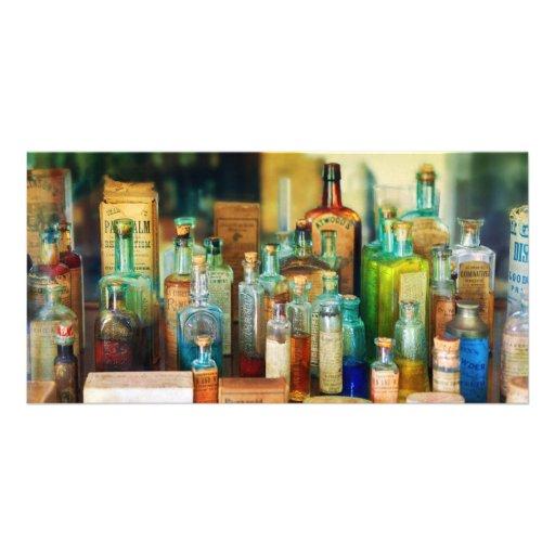 Pharmacist - Whatever ails ya - II Photo Card