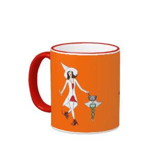 Pharmacist Witch Mug
