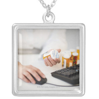 Pill bottle necklaces pill bottle necklace jewelry online for Pill bottle jewelry