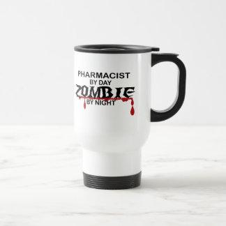 Pharmacist Zombie Mugs