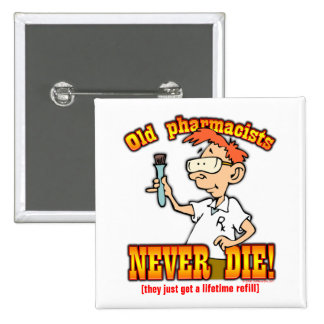 Pharmacists Button