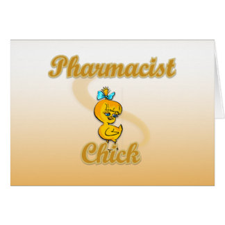 Pharmacists Chick Card