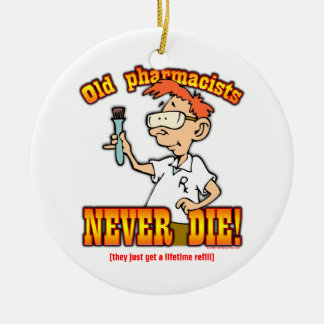 Pharmacists Christmas Ornaments