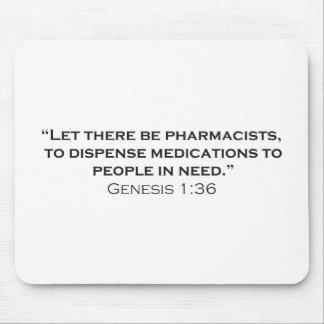 Pharmacists / Genesis Mouse Pad