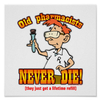 Pharmacists Posters