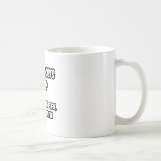 Pharmacists...Regular People, Only Smarter Classic White Coffee Mug