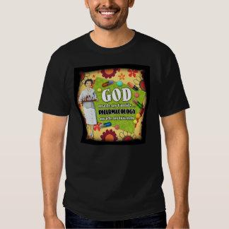 Pharmacology Made Us Friends Tee Shirt