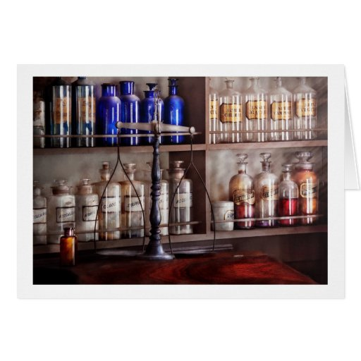 Pharmacy - Apothecarius Card