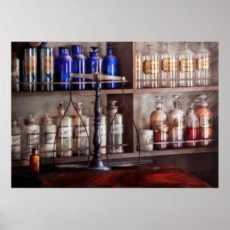 Pharmacy - Apothecarius Poster
