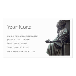 Pharmacy Double-Sided Standard Business Cards (Pack Of 100)