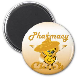 Pharmacy Chick #10 Magnet