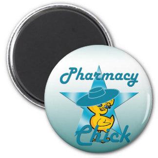 Pharmacy Chick #7 Magnet