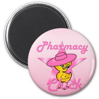 Pharmacy Chick #8 Magnet