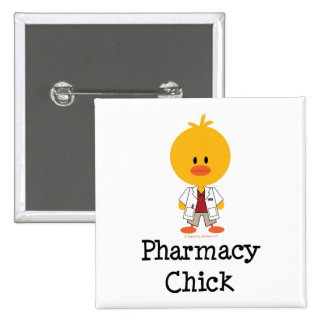 Pharmacy Chick Button