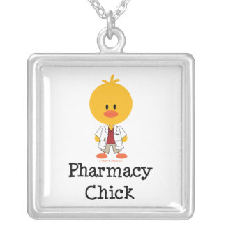 Pharmacy Chick Necklace