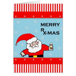 pharmacy Christmas holidays cards